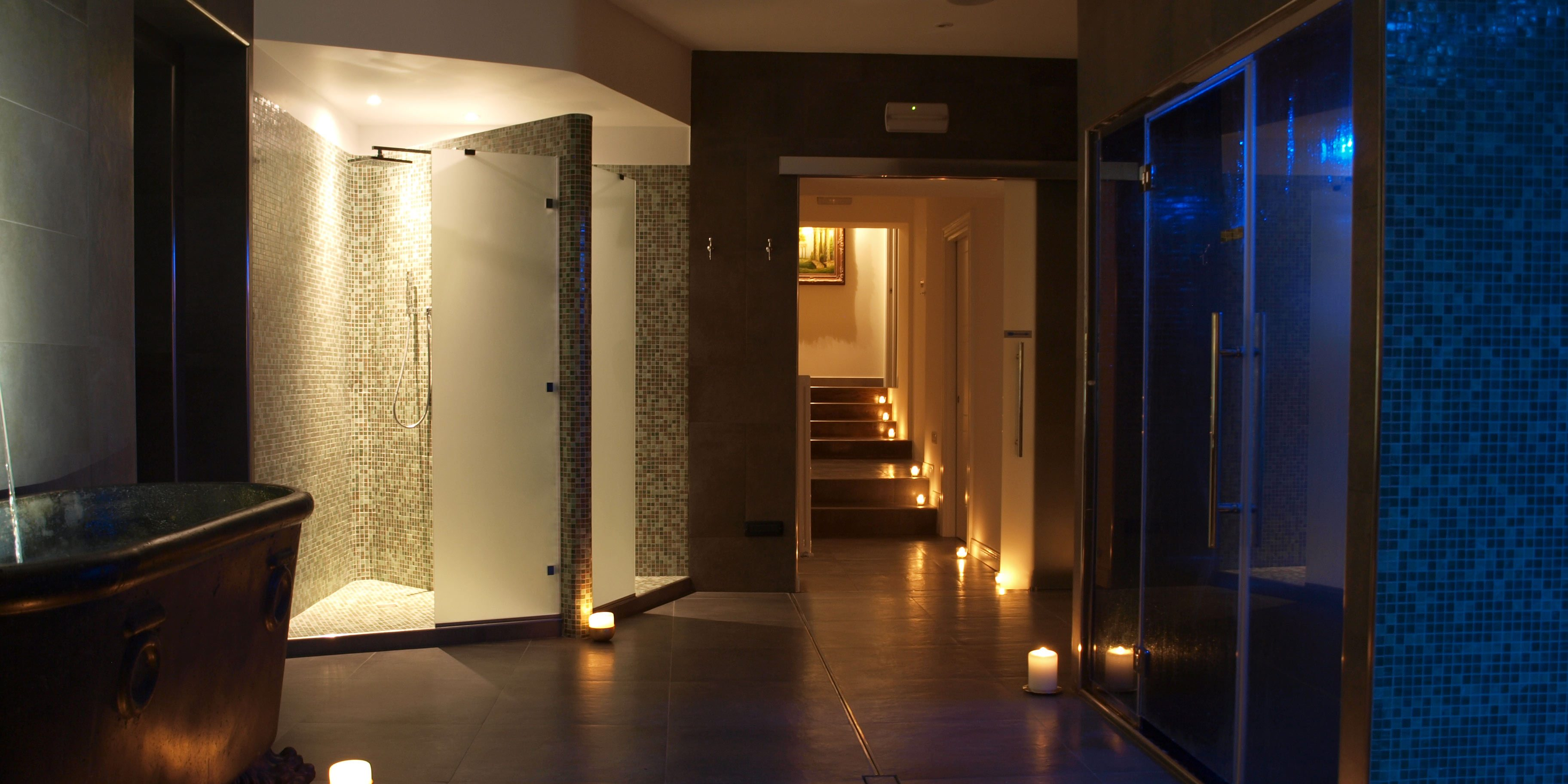 Centro Benessere In Hotel In Umbria Relais Paradiso Umbria